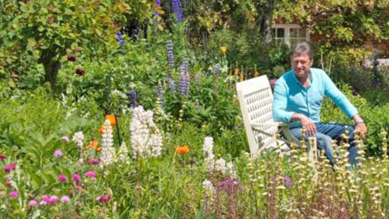 Älska din trädgård