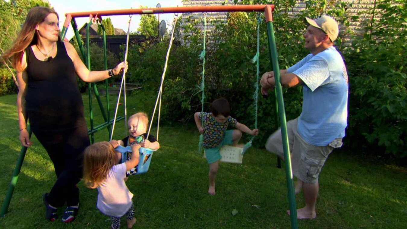 Familjen annorlunda pettersson