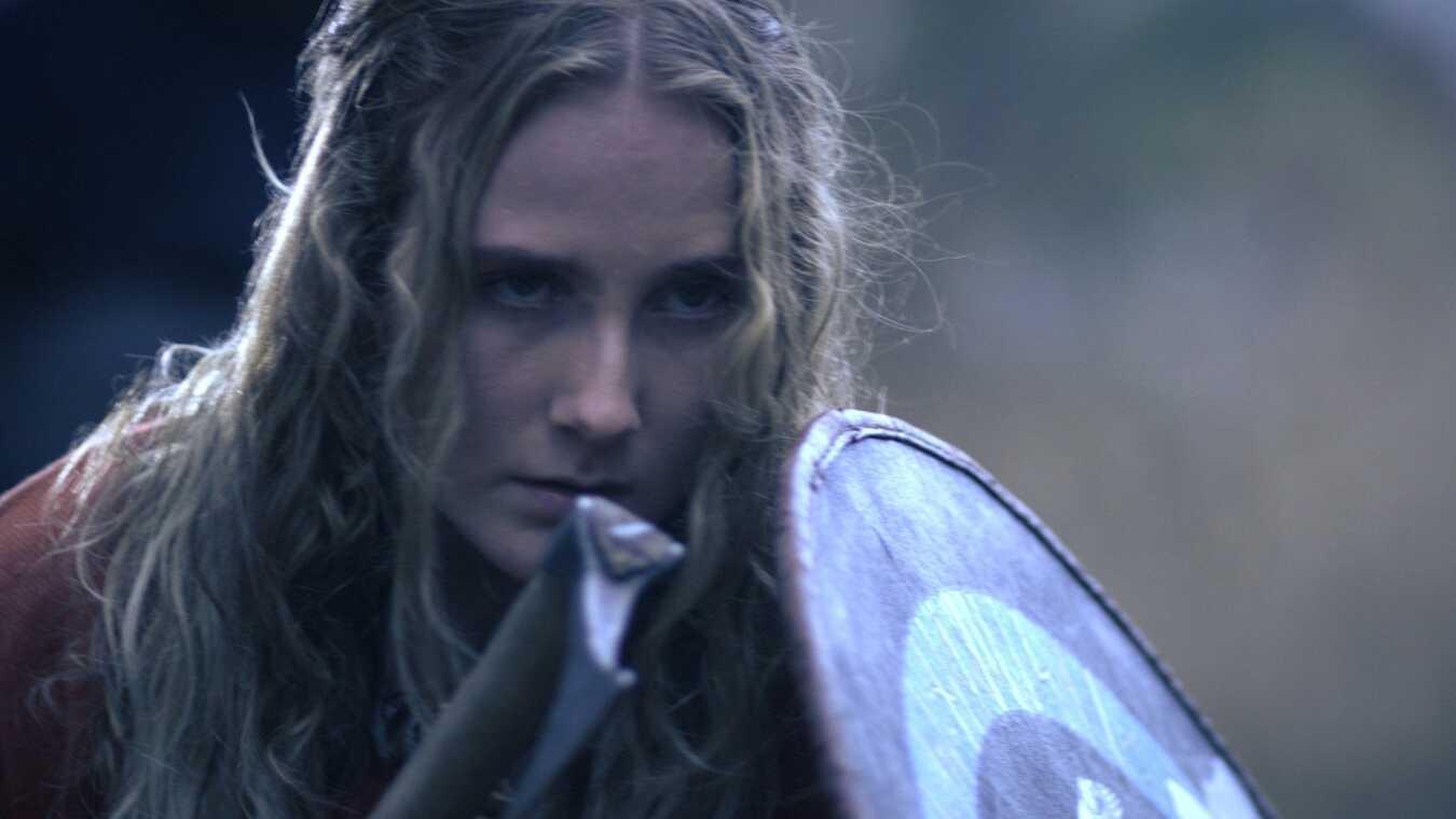 Den kvinnliga vikingakrigaren