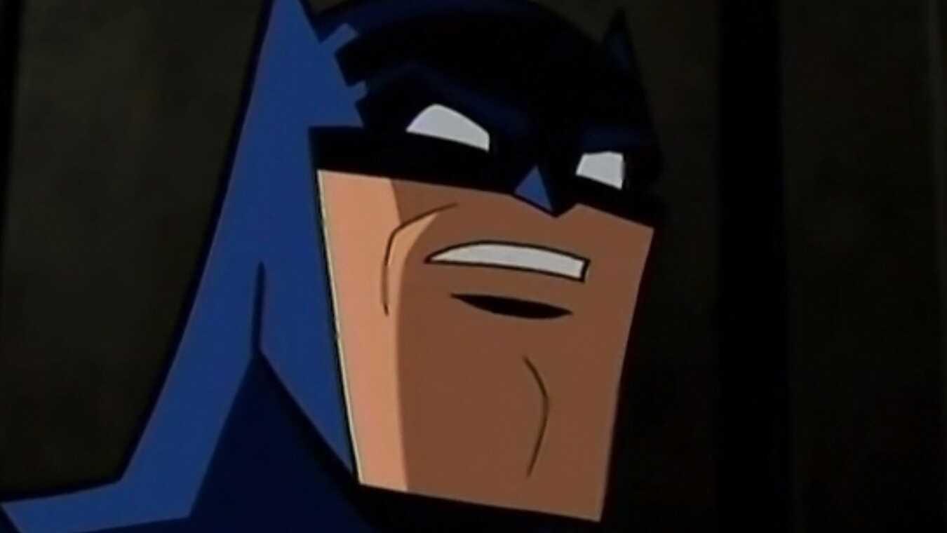 Batman: Den tappre och modige