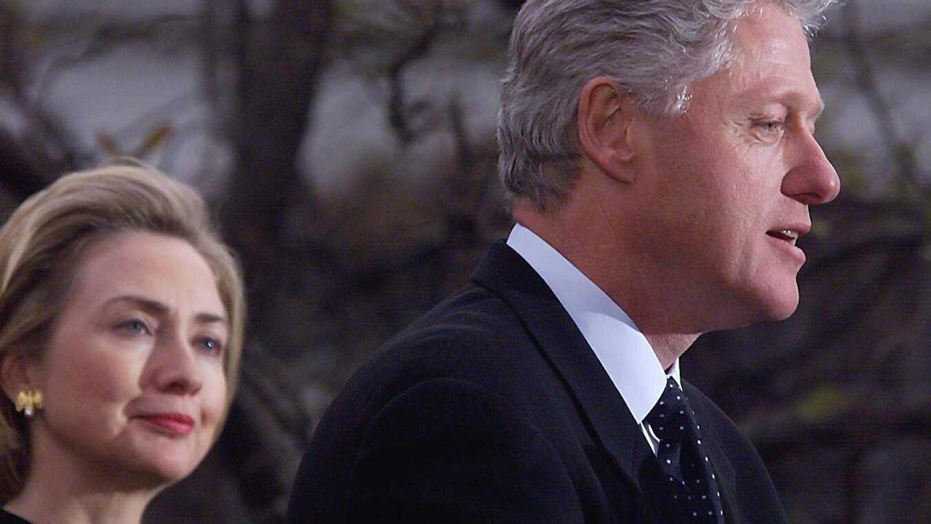 Clinton och otrohetsskandalen