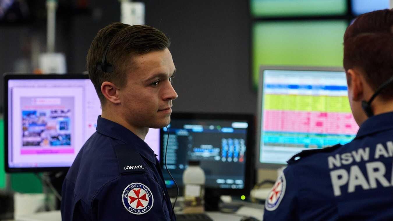 Ambulansen Australien