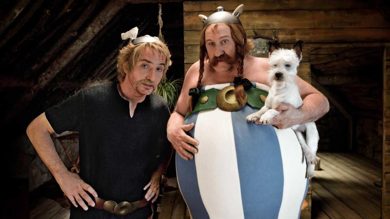 Asterix & Obelix och Britterna