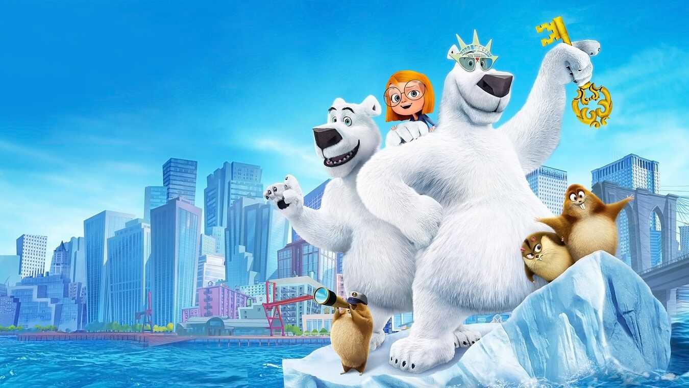 En isbjörn i New York - Nycklarna till kungariket - sv.tal