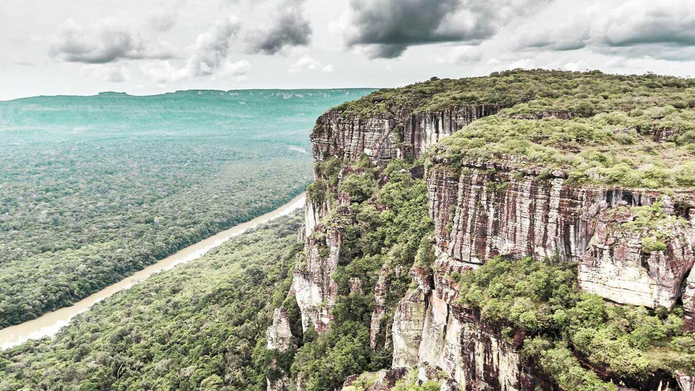Det vilda Colombia