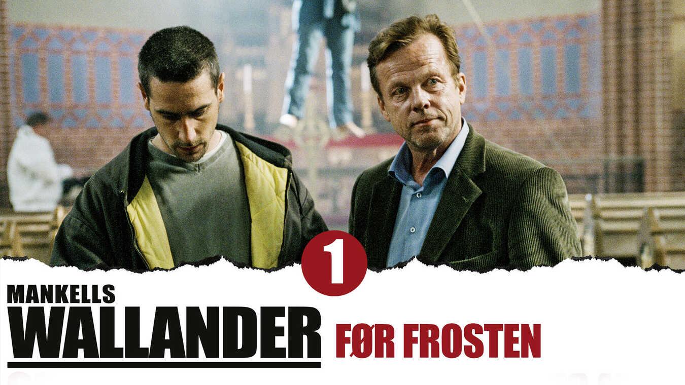 Wallander - Innan frosten