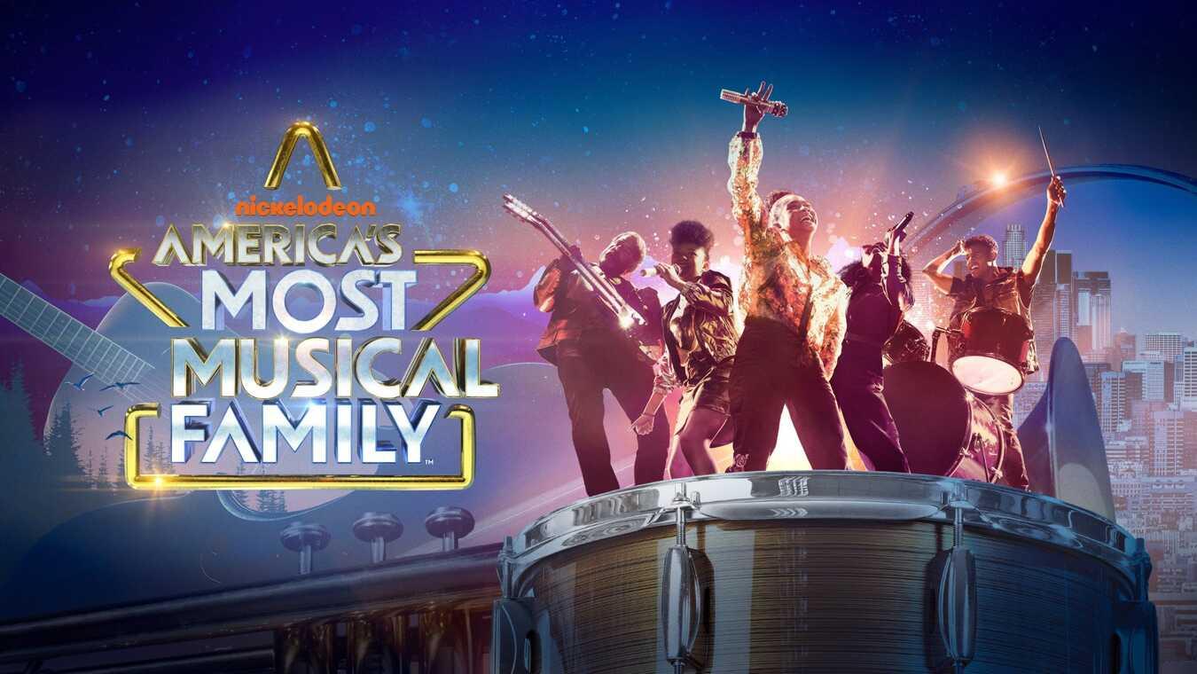 Usa:s Mest Musikaliska Familj