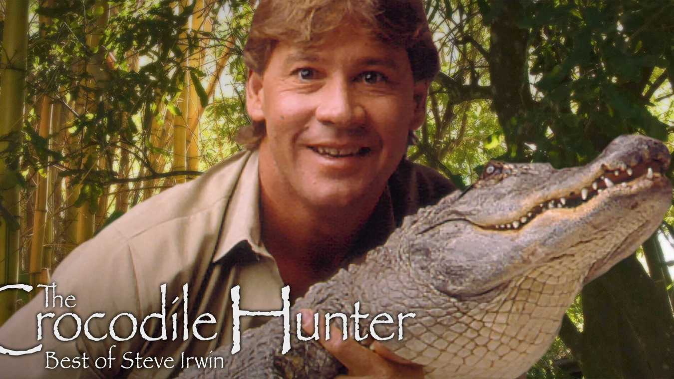 The Crocodile Hunter: Best of Steve Irwin