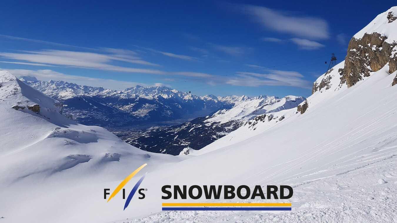 FIS Snowboard