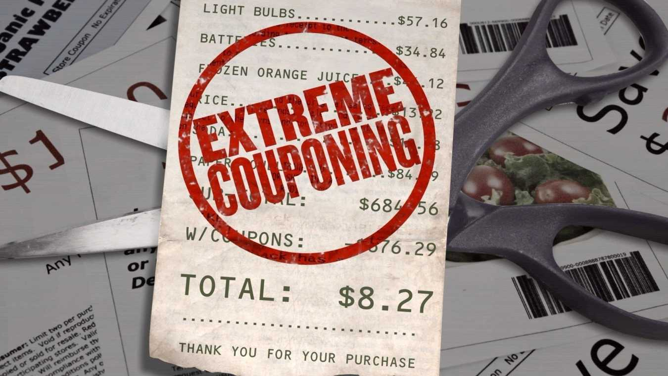 Extreme Couponing