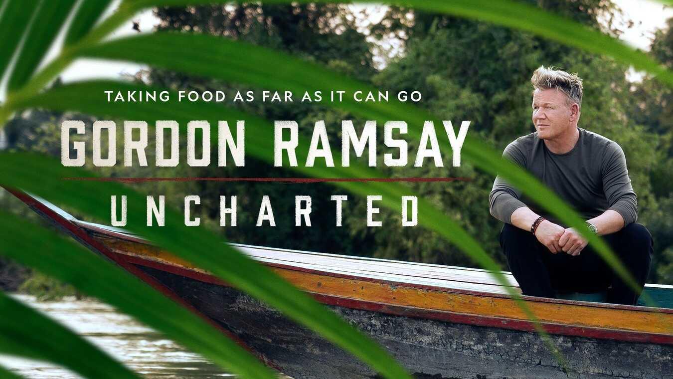 Gordon Ramsay: På ny mark