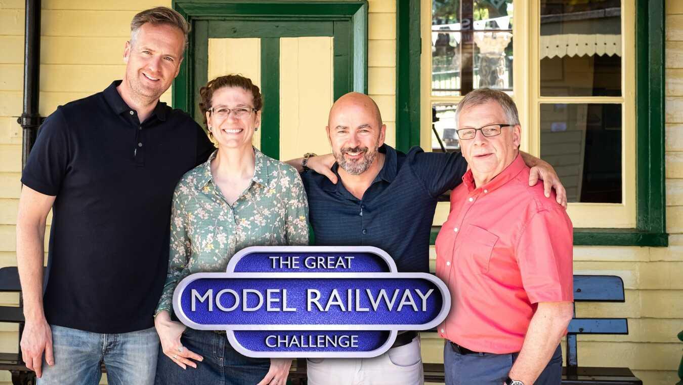 Den stora modelljärnvägskampen