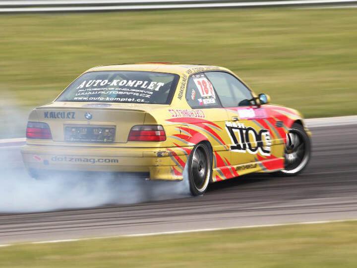 King of Europe Drift Racing