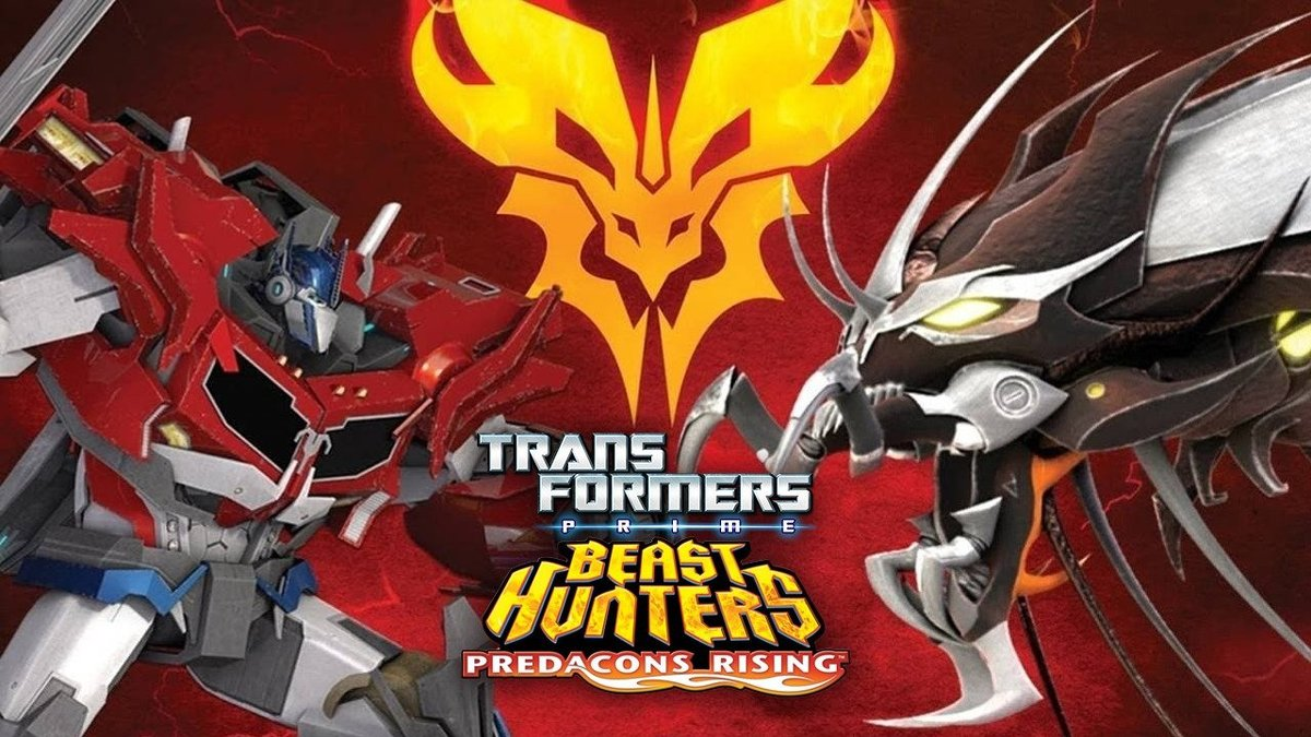 Transformers Prime Predacons Rising Stream German