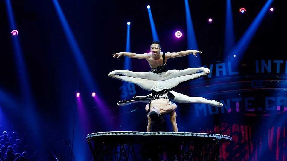 39. Internationales Zirkusfestival von Monte Carlo