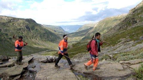 Från Nepal till norska fjällen