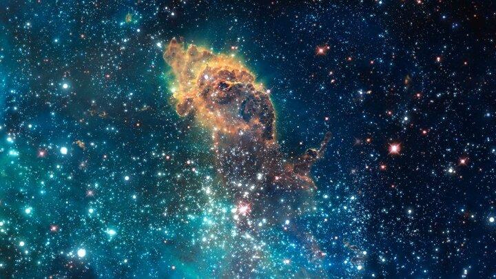 Hubbleteleskopet - resa i universum