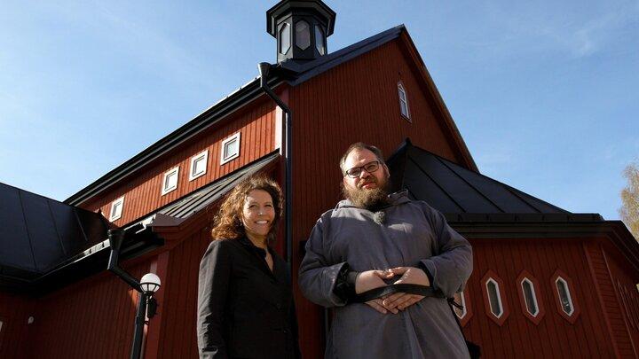 Från Sverige till himlen