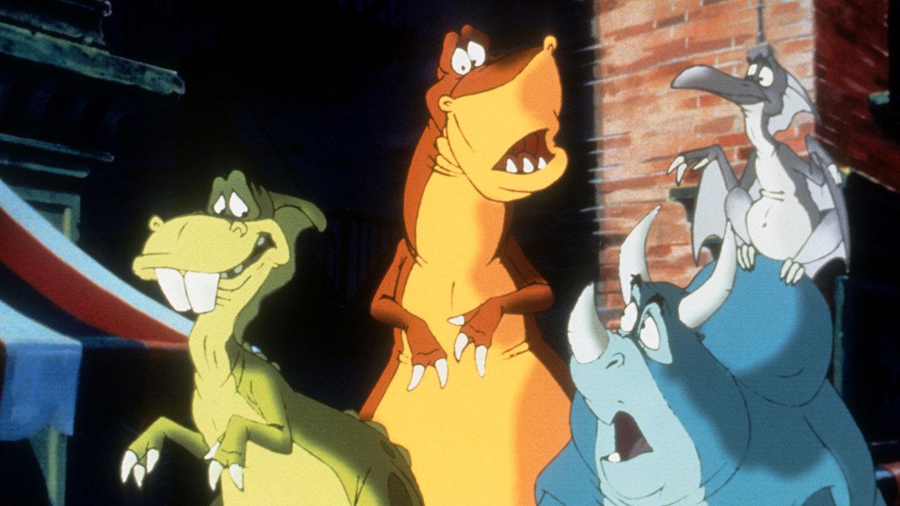 Rex och hans vänner - ett dinosaurieäventyr