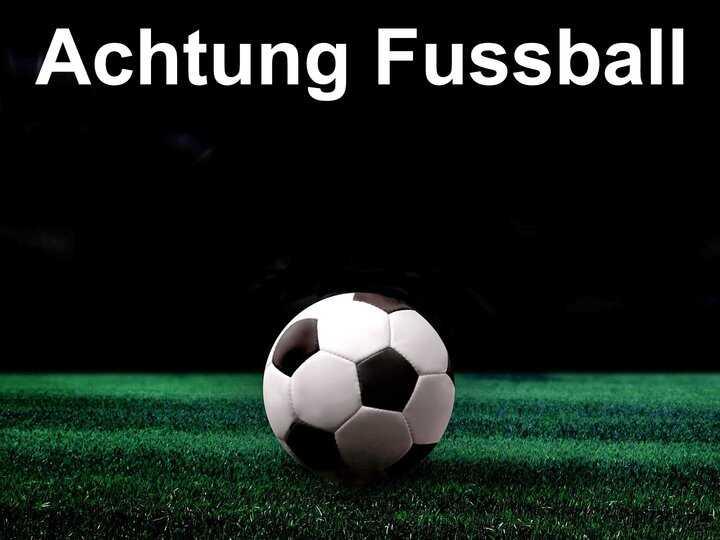 Achtung Fussball