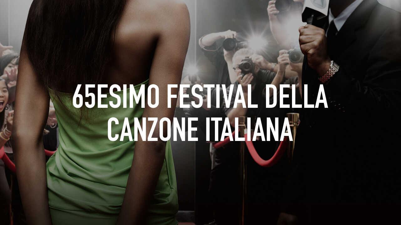 65esimo Festival della canzone italiana
