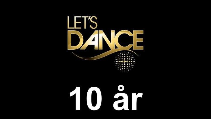 Let's dance 10 år