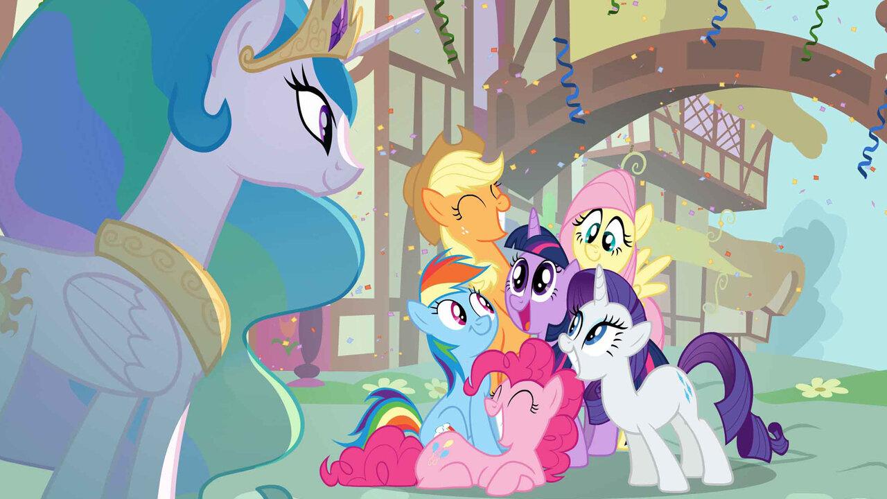 My Little Pony: Vänskap är magiskt