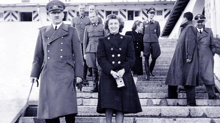 Förälskad i Adolf Hitler