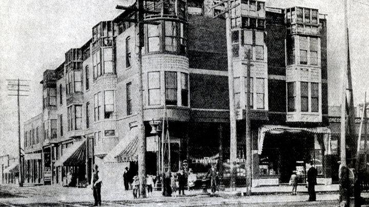 H.H. Holmes - hotellmorden