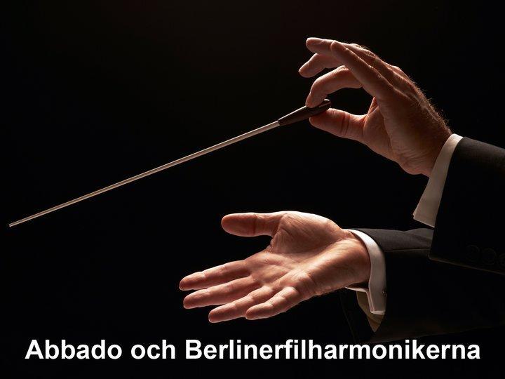 Abbado och Berlinerfilharmonikerna
