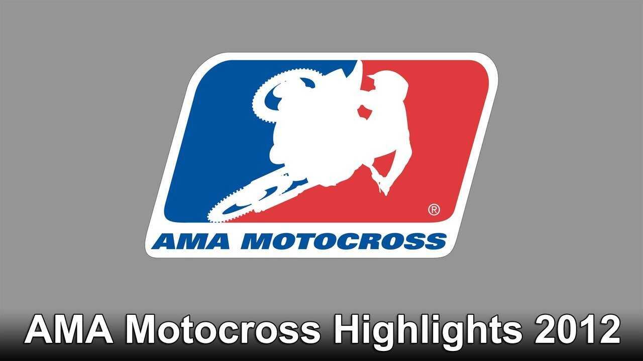AMA Motocross Highlights 2012
