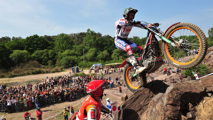 FIM Trial World Championship Motorcycle Racing