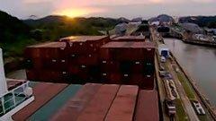 Panamakanalen/täckt soptipp