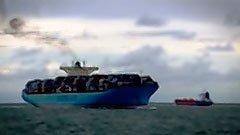 Lastfartyg/lastbilar