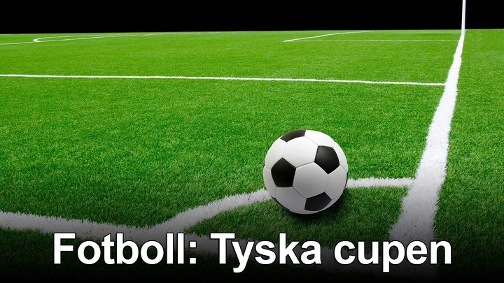 Fotboll: DFB-Pokal